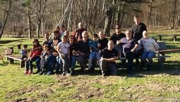 Gelände auf Vordermann gebracht: Frühjahrsaktion beim Michaelshof