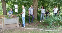 Anne-Frank-Schule von Umweltministerin als Biosphären-Schule ausgezeichnet
