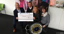 """Lions Club Fulda Bonifatius spendet an Kinderpalliativteam """"Kleine Riesen"""""""