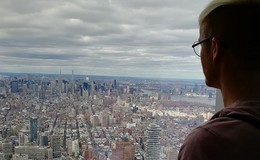 Osthessen - New York in 24 Stunden: Michael Genslers Silvester-Abenteuer