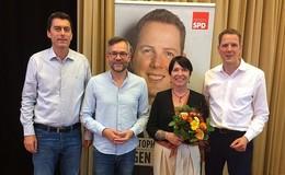Europakonferenz nominiert Yasmin Schilling für die kommende Europawahl