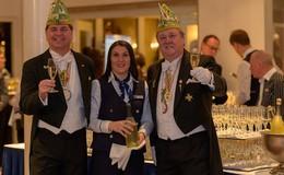 Ball der Stadt Fulda: mit 950 Gästen ausverkauft - gesellschaftliches Highlight