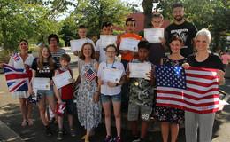Gesamtschule Obersberg beweist gute Englisch-Fähigkeiten