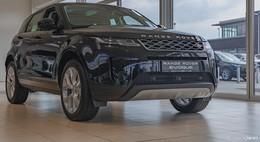 Neuer Range Rover Evoque im Autohaus Sorg: Lifestyle-SUV mit Eukalyptus