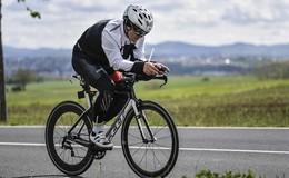 Raus aus dem Becken, rauf aufs Rad - Bilderserie (2) von der Radstrecke