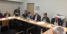 CDU-Kreisvorstand diskutiert mit AKK auch heikle Themen