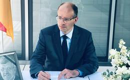MdB Michael Brand: Der Tod Walter Lübckes muss alle aufrütteln!