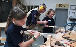 Einblicke in die Arbeitswelt: Boy's & Girl's Day bei Paltian Treppenbau