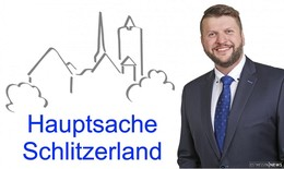 """""""Hauptsache Schlitzerland"""": Bürgermeisterkandidat Jürgen Laurinat stellt sich vor"""