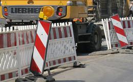 Sperrung in der Magdeburger Straße und im Zieherser Weg