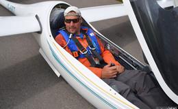 Gersfelder Christoph Limpert hält mit der Weltklasse mit