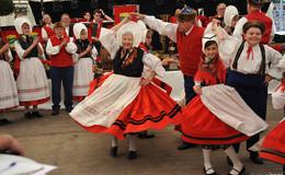 Prämienmarkt am Samstag gestartet: Volkfeststimmung für jedermann