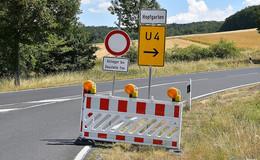 Autofahrer aufgepasst: Vollsperrung der B254 in beide Richtungen ab Montag