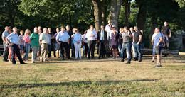 CDU-Sommerbegehung in Gläserzell, Kämmerzell und Lüdermünd