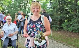 Friedewalder Gartenfest lockt bis Sonntag - die Mischung macht´s