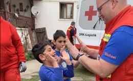DRK-Schulranzen-Sammelaktion für Kinder in Rumänien