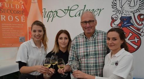 Weinfest nach 8 Tagen beendet: 23.000 Besucher und zufriedene Veranstalter