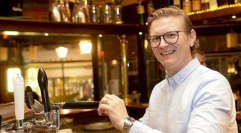 Jochen Köhler übernimmt das Krokodil und macht daraus ein Irish Pub