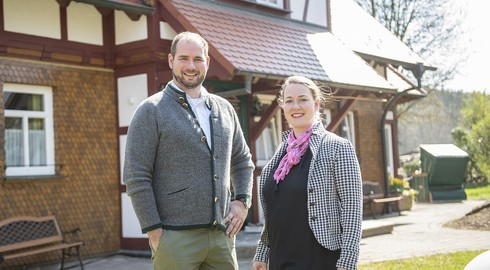 Ein Ort zum Wohlfühlen - Hessenmühle investiert in Landhaus