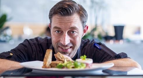 Maik May will als neuer Küchenchef Hotel Platzhirsch weiter nach vorne bringen