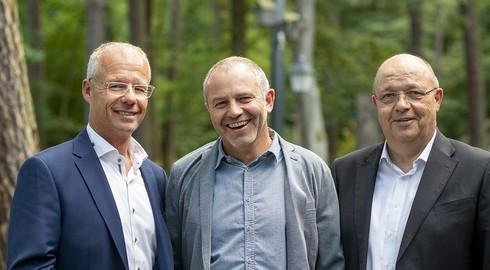 Berthold Kreß bei Getränke Heurich unverzichtbar - Branchen-Marktführer