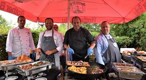 Traditioneller Laurentiustag am Florenberg - Es ist wunderschön Koch zu sein