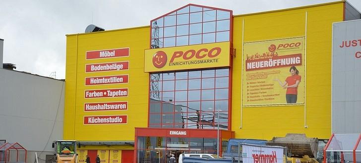 Poco Möbel Wird Teil Der Xxxlutz Gruppe Auch Neues Haus In